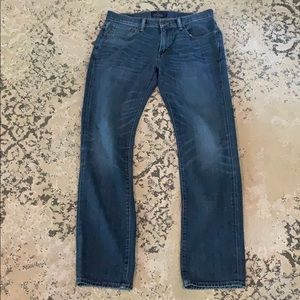 Men's Lucky Brand 221 Original Straight Leg Jeans